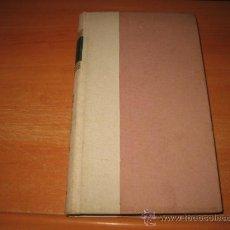 Libros de segunda mano: CUATRO COMEDIAS JACINTO BENAVENTE.-AL AMOR HAY QUE MANDARLE AL COLEGIO,SU AMANTE ESPOSA AGUILAR 1951. Lote 29849518