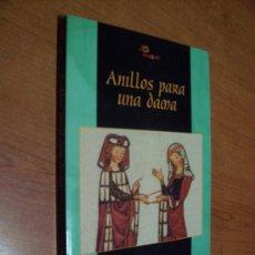 Libros de segunda mano: ANTONIO GALA - ANILLOS PARA UNA DAMA - ED. BRUÑO 2002. Lote 30321690