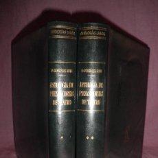 Libros de segunda mano: ANTOLOGIA DE PIEZAS CORTAS DE TEATRO - N.GONZALEZ RUIZ - EDITORIAL LABOR.. Lote 30893891