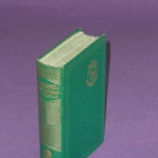 Libros de segunda mano: OBRAS TEATRALES ESCOGIDAS DE ENRIQUE JARDIEL PONCELA. . Lote 137375517