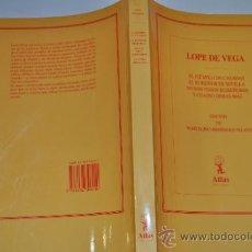 Libros de segunda mano: (COMEDIAS NOVELESCAS). EL EJEMPLO DE CASADAS. EL RUISEÑOR DE SEVILLA. NO SON TODO RUISEÑORES RM16486. Lote 31710120