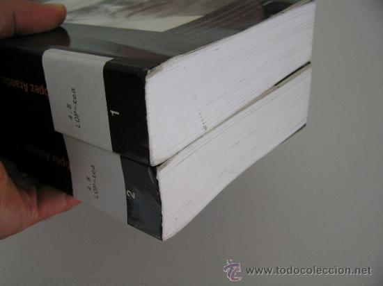 Libros de segunda mano: obras escogidas ricardo lopez aranda I y II,1998,asociacion autores de teatro ed, ref rr41 - Foto 3 - 32081821