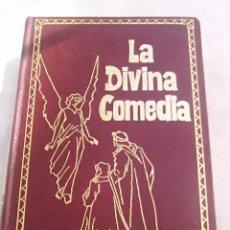 Libros de segunda mano: LA DIVINA COMEDIA POR DANTE ALIGHIERI - 1980 - EDITORIAL ANTALBE - 700 PAGINAS - . Lote 32209944
