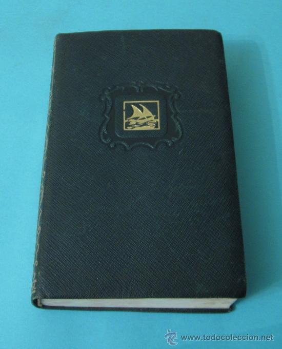 Libros de segunda mano: TOMO V. OBRAS COMPLETAS. S. Y J. ÁLVAREZ QUINTERO. PLENA PIEL. 1948 - Foto 2 - 32924172