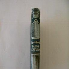 Libros de segunda mano: CRISOL AGUILAR Nº 48 LOPE DE RUEDA PASOS COMPLETOS. Lote 33398937