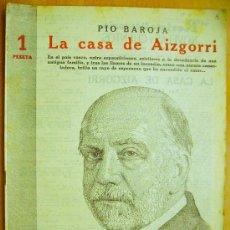 Libros de segunda mano: REVISTA LITERARIA. NOVELAS Y CUENTOS Nº 706- 19 NOVIEMBRE 1944- PIO BAROJA- LA CASA DE AIZGORRI. . Lote 33784009