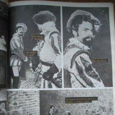Libros de segunda mano: DON JUAN TENORIO: FOTO TEATRO (1968) / JOSÉ ZORRILLA. TEATRO GRÁFICO, SOLO FOTOGRAFÍAS.. Lote 34076023