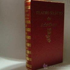 Libros de segunda mano: TEATRO SELECTO DE ARISTÓFANES.ESCELICER ED.1970. Lote 34968712