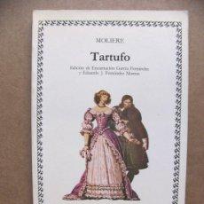 Libros de segunda mano - Libro El Tartufo - Moliere - Ediciones Catedra 1984 - 36436628