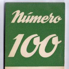 Libros de segunda mano: NÚMERO 100 - TEATRO. Lote 36441266