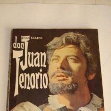 Libros de segunda mano: DON JUAN TENORIO -FOTO TEATRO-. Lote 36505222