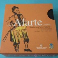 Libros de segunda mano: QUADERNS D'UN NINOTAIRE. JOSEP ALARTE QUEROL. Lote 38071227