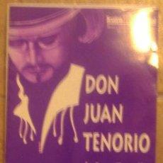 Libros de segunda mano: DON JUAN TENORIO DE JOSÉ ZORRILLA, TEATRO ESPAÑOL. Lote 38686716