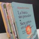 Libros de segunda mano: ALEJANDRO CASONA. LOTE DE 8 LIBROS. BIEN CONSERVADOS. EL LOTE CONTIENE:. Lote 45919282