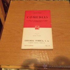 Libros de segunda mano: MOLIERE-OBRAS-. Lote 39108153