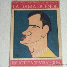 Libros de segunda mano: LA DAMA DUENDE. Lote 39858960