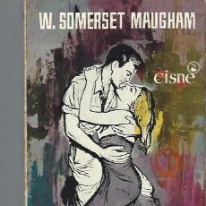 Libros de segunda mano: SOMERSET MAUGHAM, LA OTRA COMEDIA, CISNE, BARCELONA 1962, RÚSTICA 253 PÁGS, 11X19CM. Lote 39875891