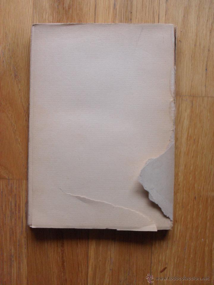 Libros de segunda mano: EL HEROE, Jose Camon Aznar, Ediciones Partenon - Foto 2 - 189721176