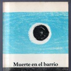 Libros de segunda mano: MUERTE EN EL BARRRIO. ALFONSO SASTRE. EDITA. HARCOURT BRACE JOVANOVICH, INC. ESTADOS UNIDOS. 1973.. Lote 40028069