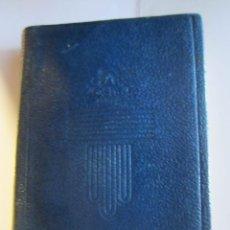 Libros de segunda mano: TRES COMEDIAS- SERAFIN Y JOAQUIN ALVAREZ QUINTERO-AGUILAR.CRISOL Nº 285- ED. DE 1950. Lote 40604044