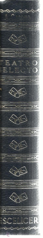 Libros de segunda mano: TEATRO SELECTO. ALEJANDRO CASONA. ESCELICER. MADRID. 1972 - Foto 3 - 61427705
