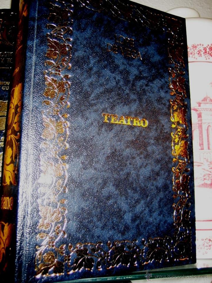 LOPE DE VEGA - TEATRO- OCÉANO 1982 (Libros de Segunda Mano (posteriores a 1936) - Literatura - Teatro)