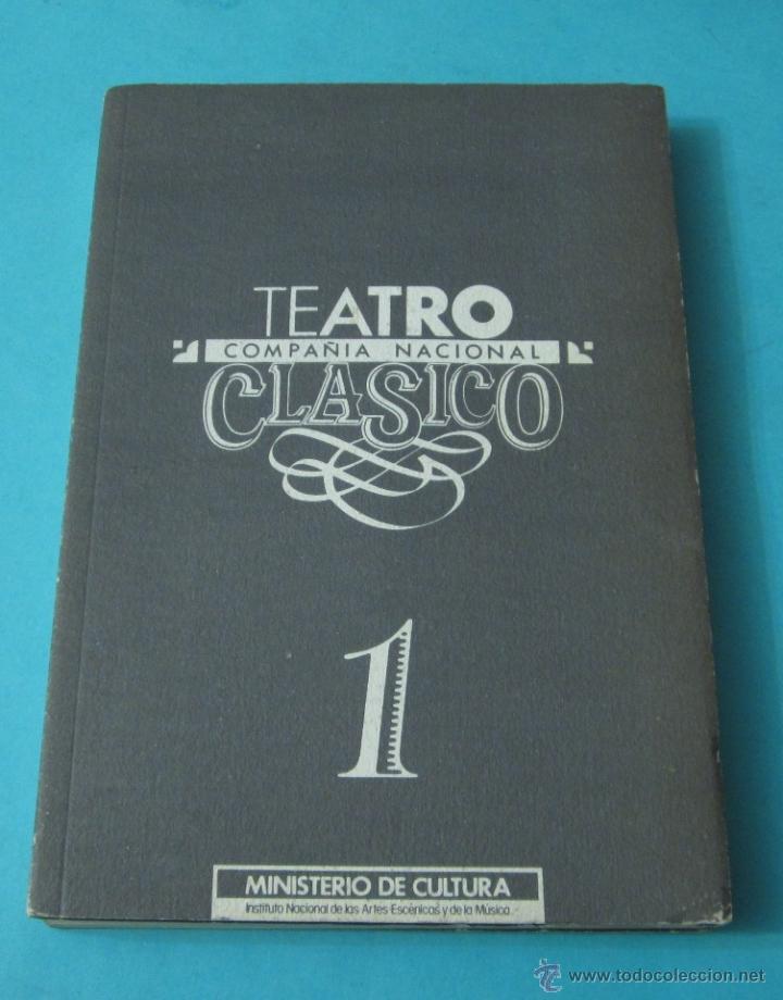 Libros de segunda mano: EL MÉDICO DE SU HONRA. DON PEDRO CALDERÓN DE LA BARCA. TEXTO REVISADO POR RAFAEL PÉREZ SIERRA - Foto 2 - 42633019
