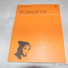 Libros de segunda mano: TALLER DE TEATRE Nº 10 EN JOAN DE L'ÓS. Lote 111469623