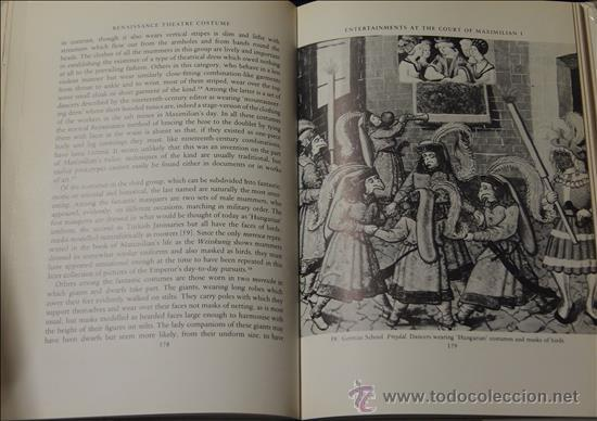 Libros de segunda mano: Newton, Stella Mary, Renaissance Theatre Costume, New York, 1975 - Foto 2 - 43499373