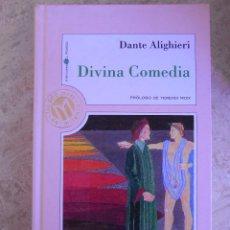 Libros de segunda mano: DIVINA COMEDIA (DANTE). Lote 44527494