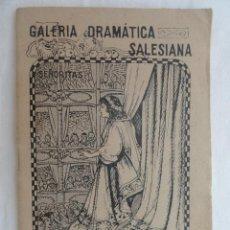 Libros de segunda mano: GALERIA DRÁMATICA SALESIANA. SANTA CLARA. Nº 124. AÑO 1941.. Lote 44725672