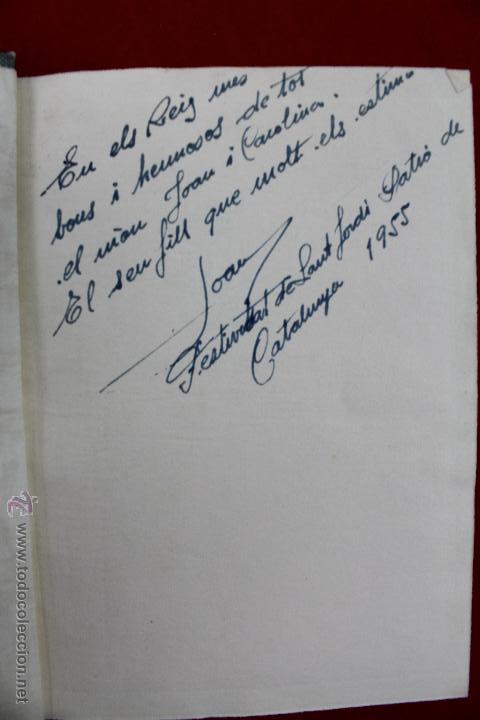Libros de segunda mano: L-5555 TEATRE SELECTE (IV). LA FERIDA LLUM. - LA FORTUNA DE SÍLVIA. J.M. DE SAGARRA. EDIT. SEL.1955. - Foto 3 - 44979764