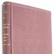 Libros de segunda mano: 1949 COMEDIA EUFEMIA , COMEDIA ARMELINA , EL DELEITOSO - LOPE DE RUEDA *. Lote 46308076
