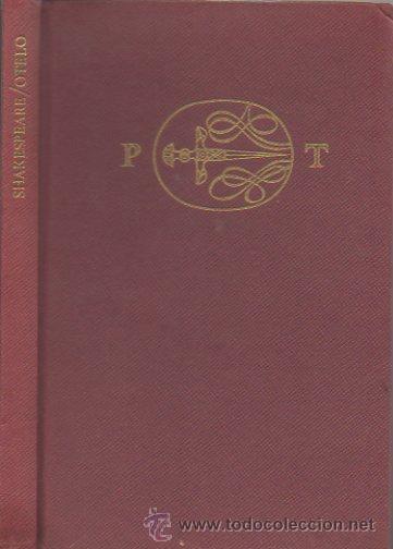 Libros de segunda mano: Otelo, el moro de Venecia. William Shakespeare. Circulo de lectores, 1ª edición, 1965 - Foto 1 - 46452213