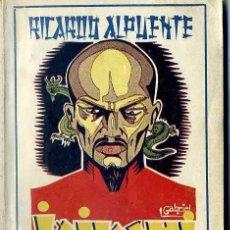 Libros de segunda mano: RICARDO ALPUENTE : ISIKARI (LA ESCENA, 1943). Lote 49229208