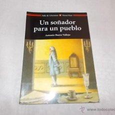 Libros de segunda mano: UN SOÑADOR PARA UN PUEBLO ANTONIO BUERO VALLEJO. Lote 49451966