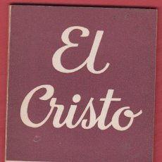 Libros de segunda mano: EL CRISTO-JOSÉ MARTÍN RECUERDA-Nº633-COLECC.TEATRO-ED.ALFIL-1969-72 PAG-LTEA343. Lote 50117108
