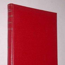 Libros de segunda mano: TEATRO CLÁSICO. HYMSA, 1934. VARIAS OBRAS ENCUADERNADAS EN UN TOMO. VER SUMARIO. GOLDONI, RACINE, ++. Lote 50220111