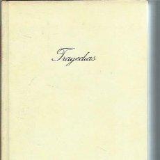 Libros de segunda mano: TRAGEDIAS, WILLIAM SHAKESPEARE, CÍRCULO DE LECTORES BARCELONA 1973, ROMEO Y JULIETA, LEER. Lote 50423409