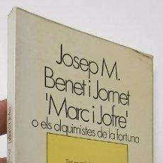 Libros de segunda mano: MARC I JOFRE - JOSEP M. BENET I JORNET. Lote 50442457
