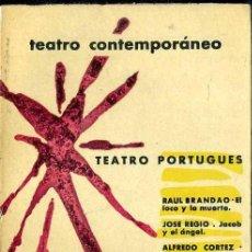 Libros de segunda mano: TEATRO PORTUGUÉS CONTEMPORÁNEO (AGUILAR, 1961) . Lote 50531744