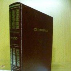 Libros de segunda mano: JOSE MARÍA PEMÁN - TEATRO - G. DEL TORO EDITOR 1974. Lote 50570600