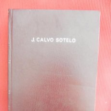 Libros de segunda mano - JOAQUIN CALVO SOTELO - TEATRO - 51517480