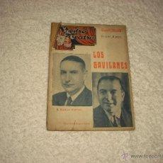 Libros de segunda mano: LOS GAVILANES , J. RAMOS , ED ALAS. Lote 51429798