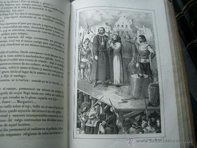 Libros de segunda mano: Quevedo,. Mocedades de Quevedo . D. Francisco J. Orellana.1860 Segunda edición. numerosas litografia - Foto 6 - 51735429