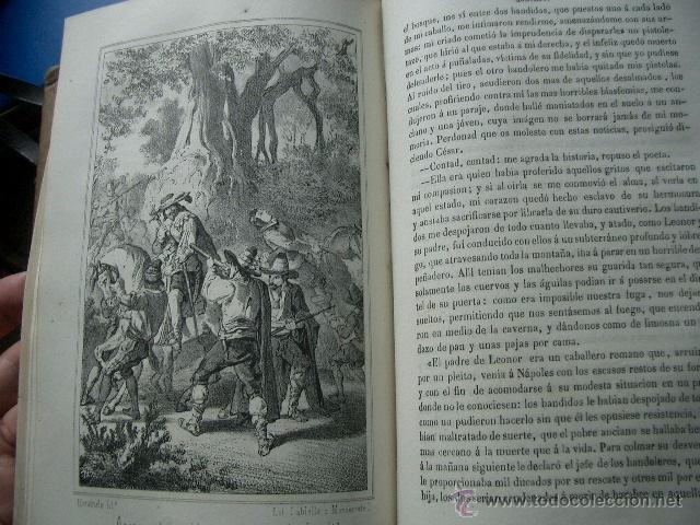 Libros de segunda mano: Quevedo,. Mocedades de Quevedo . D. Francisco J. Orellana.1860 Segunda edición. numerosas litografia - Foto 15 - 51735429