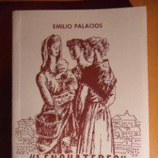 Libros de segunda mano: LENGUATERES (O DIOS NOS LIBRE D'UN LEVANTU). EMILIO PALACIOS. SAINETE GIJONES. 4ª EDICION. PROLOGO D. Lote 52748514