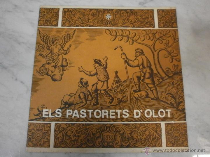 Libros de segunda mano: Els Pasturets d´Olot - 1977 - Teatre Principal - Nacimiento del Salvador - Centre Catolig Olot - Foto 2 - 53616474