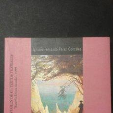 Libros de segunda mano: LIBRO ** LA ISLA ESCALONADA ** DE IGNACIO-FERNANDO PÉREZ GONZÁLEZ - 1999 CON DEDICATORIA Y FIRMA. Lote 53700458
