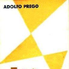 Libros de segunda mano: 'EPITAFIO PARA UN SOÑADOR', DE ADOLFO PREGO. TEATRO. EDITORA NACIONAL. AÑO 1965.. Lote 53713178